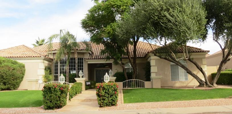 St Tropez Apartments Scottsdale